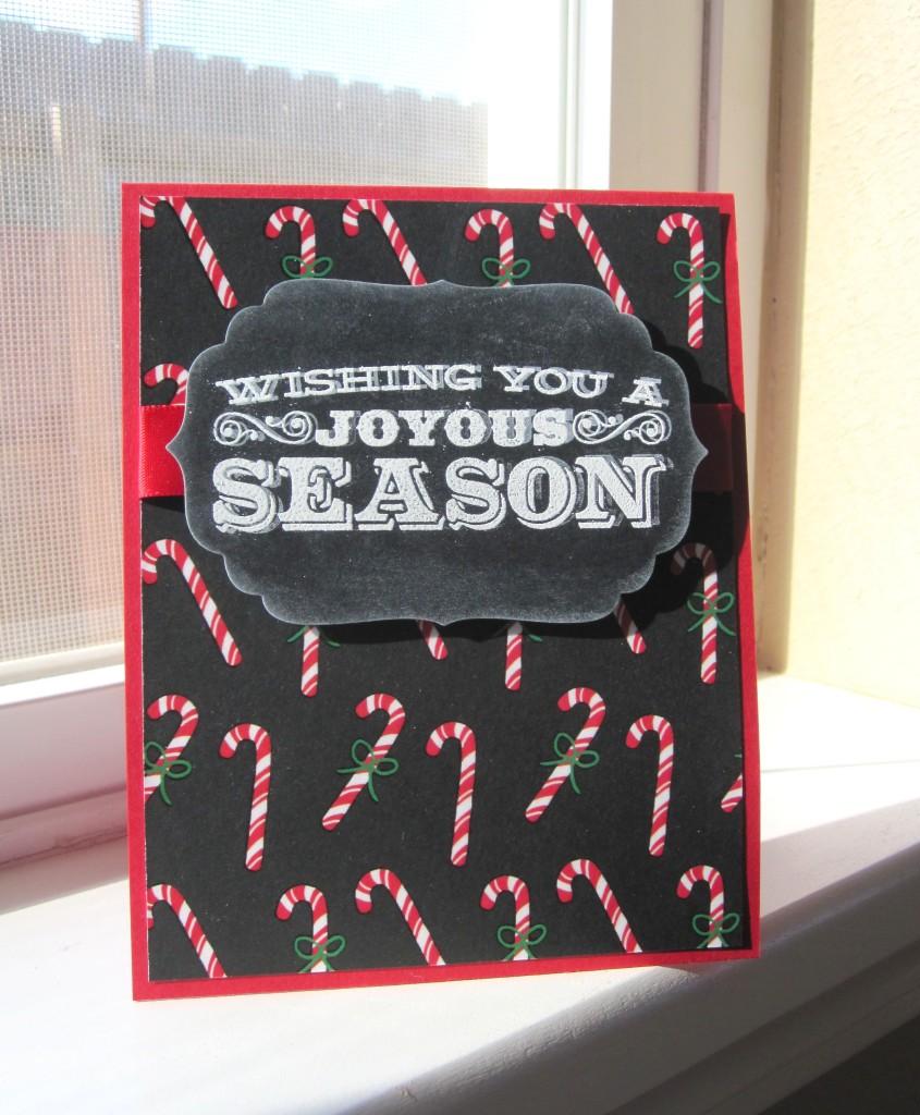 Day 3 - Joyous Season
